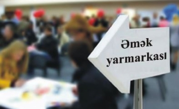 В трех районах Азербайджана проведены ярмарки труда