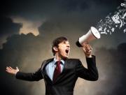 Хорошо поставленный голос влияет на карьеру